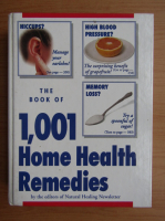 Anticariat: The book of 1001 home health remedies