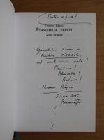 Anticariat: Theodor Rapan - Evanghelia cerului (cu autograful autorului)