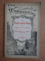 Anticariat: Von Paris nach Bern (1885)