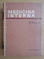 Anticariat: A. Moga - Medicina interna. Manual pentru invatamantul medical superior (volumul 2)