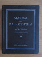 B. A. Smirenin - Manual de radiotehnica (volumul 2)