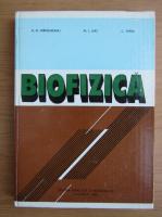 Anticariat: D. G. Margineanu - Biofizica