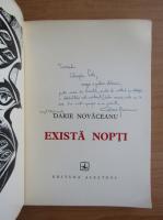 Anticariat: Darie Novaceanu - Exista nopti (cu autograful autorului)