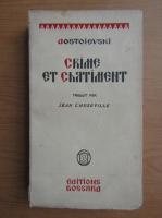 Anticariat: Dostoievski - Crime et chatiment (1931)