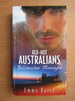 Emma Darcy - Red-hot australians billionaires marriages