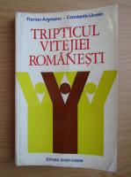 Anticariat: Florian Argesanu - Tripticul vitejiei romanesti