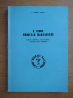 Anticariat: M. Popescu Buzeu - L'Union Medicale Balkanique