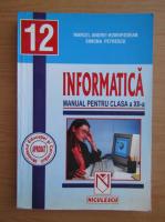 Anticariat: Marcel Andrei Homorodean - Informatica. Manual pentru clasa a XII-a
