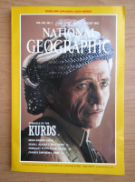 Revista National Geographic, vol. 182, nr. 2, august 1992