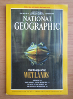 Revista National Geographic, vol. 182, nr. 4, octombrie 1992
