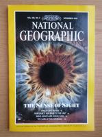 Revista National Geographic, vol. 182, nr. 5, noiembrie 1992