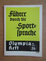 Anticariat: Revista Olympia heft, nr. 26, 1936