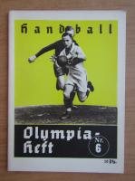 Anticariat: Revista Olympia heft, nr. 6, 1936