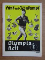 Anticariat: Revista Olympia heft, nr. 9, 1936