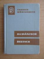 Anticariat: Rumanisch-Deutsches Worterbuch