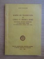 Anticariat: Silviu Dragomir - Romanii din Transilvania si unirea cu Biserica Romei