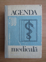 Anticariat: Agenda medicala 1990
