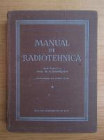 B. A. Smirenin - Manual de radiotehnica (volumul 1)