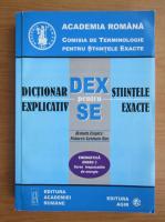 Anticariat: Dictionar explicativ pentru stiintele exacte. Energetica. Surse inepuizabile de energie