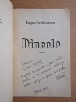 Anticariat: Eugen Serbanescu - Dincolo (cu autograful autorului)