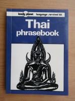 Joe Cummings - Thai phrasebook