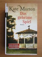Kate Morton - Das geheime Spiel