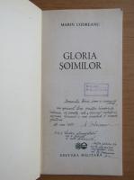 Anticariat: Marin Codreanu - Gloria soimilor (cu autograful autorului)