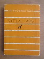 Anticariat: Nicolae Labis - Versuri