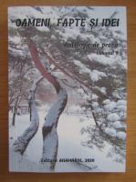 Anticariat: Oameni, fapte si idei (volumul 9)