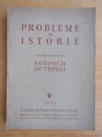 Anticariat: Probleme de istorie (volumul 6)