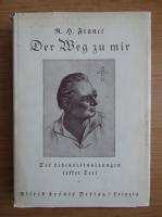 Anticariat: Raoul H. France - Der Weg zu Mir