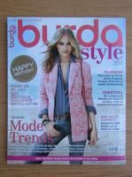 Anticariat: Revista Burda, nr. 2, 2015