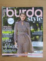 Anticariat: Revista Burda, nr. 8, 2017