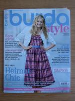 Revista Burda, nr. 9, 2014