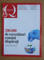 Anticariat: Revista Q Magazine, nr. 205, aprilie 2017