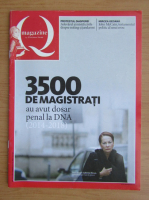 Anticariat: Revista Q Magazine, nr. 222, septembrie 2018