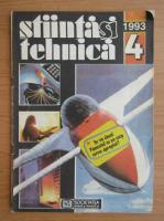 Anticariat: Revista Stiinta si Tehnica, nr. 4, aprilie 1993