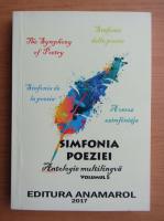 Anticariat: Simfonia poeziei. Antologie multilingva (volumul 5)