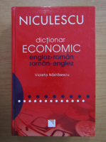 Anticariat: Violeta Nastasescu - Dictionar economic englez-roman, roman-englez
