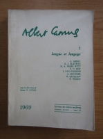 Albert Camus - Langue et langage (volumul 2)