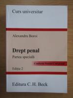 Alexandru Boroi - Drept penal. Partea speciala. Conform noului cod penal