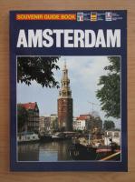 Anticariat: Amsterdam, souvenir guide book
