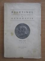 Anticariat: Buletinul societatii regale romane de geografie (volumul 44)