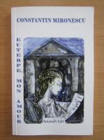 Anticariat: Constantin Mironescu - Euterpe, mon amour