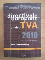 Anticariat: Dan Mandoiu - Directivele Europene privind TVA