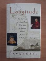 Anticariat: Dava Sobel - Longitude