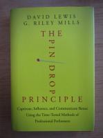 David Lewis - The pin drop principle