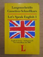 Anticariat: Doug Case - Let's speak english (volumul 1)