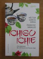 Anticariat: Hector Garcia - Ichigo ichie. Arta japoneza de a te bucura de fiecare clipa