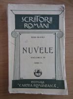 Anticariat: Ioan Slavici - Nuvele (volumul 6)